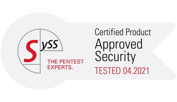 MOBOTIX 7 Video Platform And Mx6 Series Security Cameras Get Certification From SySS GmbH For Advanced Cyber Security