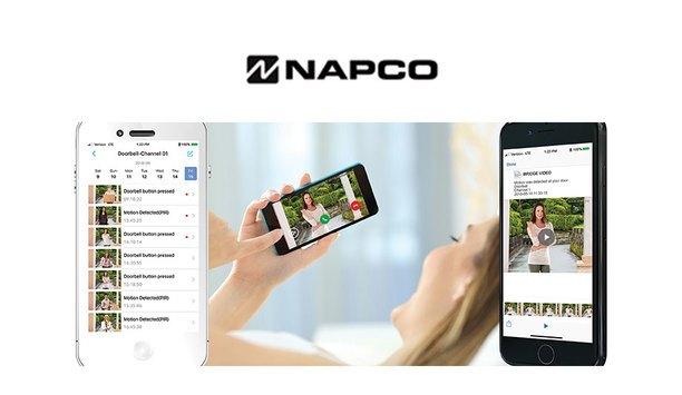 NAPCO Security Technologies Release IBridge Video Doorbell