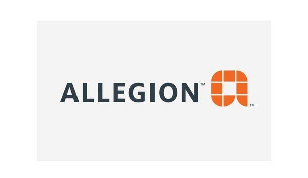 National Safety Council Presents Allegion With 2021 Robert W. Campbell Award