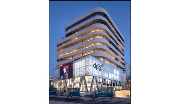 Nedap Provides Access Control System To Enhance Security For DPG Media Group's Headquarters In Antwerp