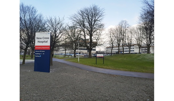 PoE Ethernet Extender Provides Security Solutions To New Cross Hospital With The CCTV Expansion Options