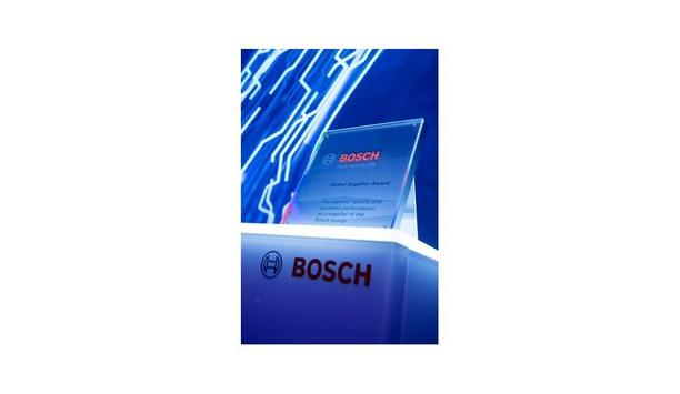 Nexperia Receives Bosch Global Supplier Award For The Second Time In A Row For Purchasing Of Direct Materials