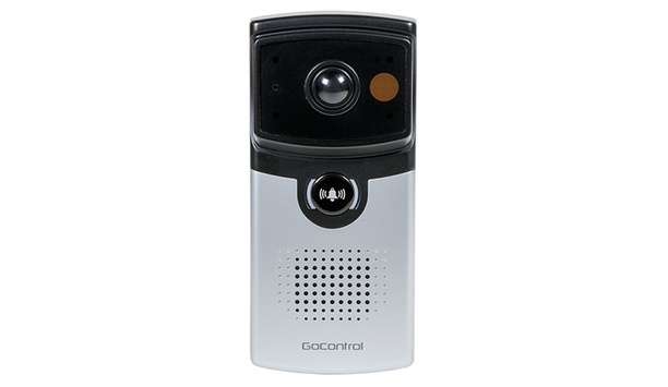 Nortek Security & Control Introduces Weather-tight, Hardwired GoControl Smart Doorbell Camera