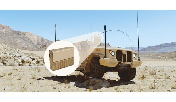 Numerica Announces The Release Of Spyglass 3D Radar For Counter Unmanned Aircraft Systems & Short-Range Defense Missions