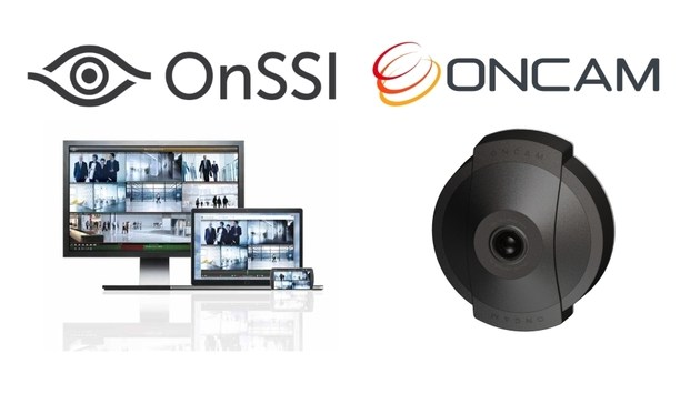 Ocularis VMS By OnSSI Seamlessly Integrates With Oncam's Evolution 12 And Evolution 180 Panoramic Cameras