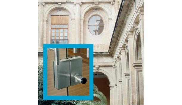 ASSA ABLOY's SMARTair System Offers Modern Access Control Technology For Historic Buildings, Such As Vejle Friskole And Casa De La Misericordia