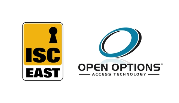 Open Options Showcases DNA Fusion Access Control Solution At ISC East 2018
