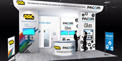 Integrated Systems Specialist PACOM And Access Control Manufacturer PAC At IFSEC 2016