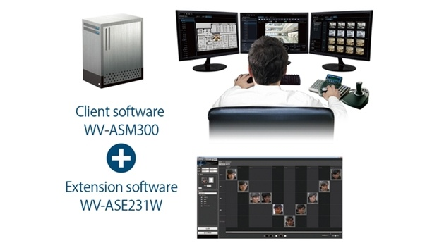 Panasonic Introduces FacePRO Facial Recognition Server Software At ISC West 2018