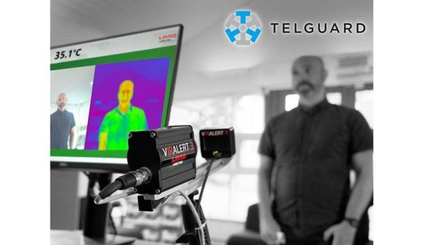 Telguard And AMETEK Land Team Up To Develop The VIRALERT 3 Integrated Human Body Temperature Screening System