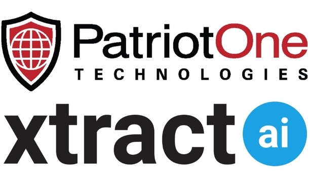 Patriot One Technologies Acquires Artificial Intelligence Company XTRACT Technologies