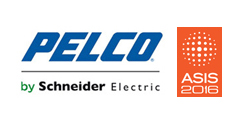 Pelco By Schneider Electric To Showcase Advanced Security Management Solutions At ASIS 2016