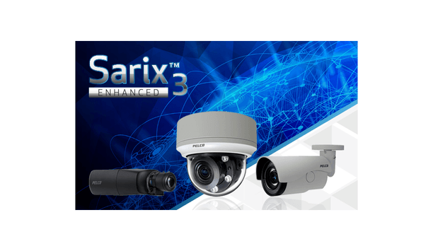 Pelco Is Excited To Introduce Next Generation Of Sarix Enhanced IP Cameras
