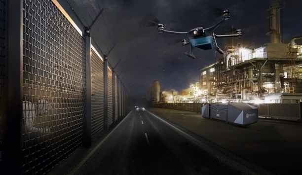 Percepto To Share Surveillance And Operational Benefits Of Autonomous Drone-In-A-Box Solution At ISC West 2019