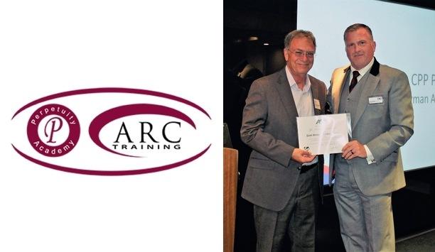PerpetuityARC Training Associate Paul Barker Made Life Member Of ASIS International And Life CPP
