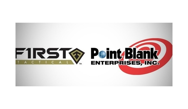 Point Blank And First Tactical Announce Joint Venture Into Integrated Apparel And Armor Line Industry