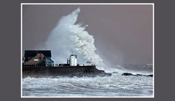 Axis Communications Network Camera Technology Implemented By Porthcawl's RNLI