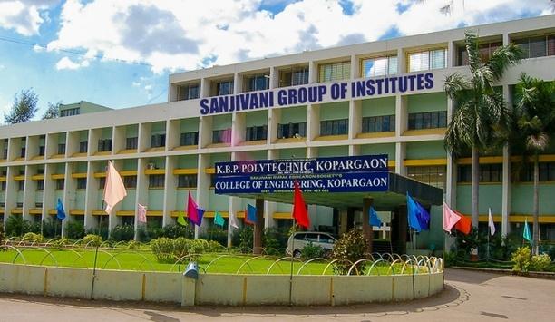 Prama Hikvision's Security Solutions Safeguard Sanjivani Group Of Institutes At Kopargoan, India