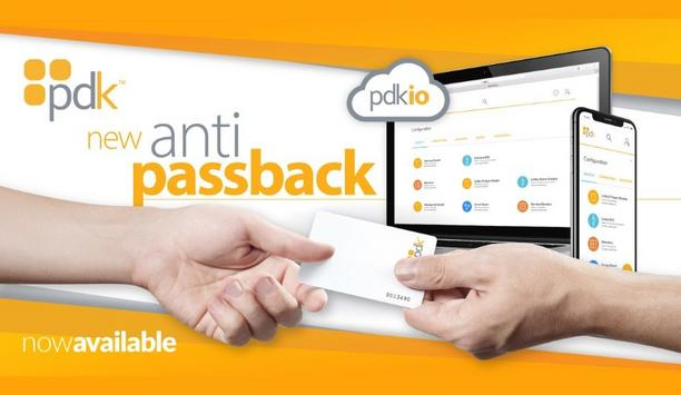 ProdataKey Adds Anti-Passback Feature To Their Pdk Io Cloud Access Control Platform