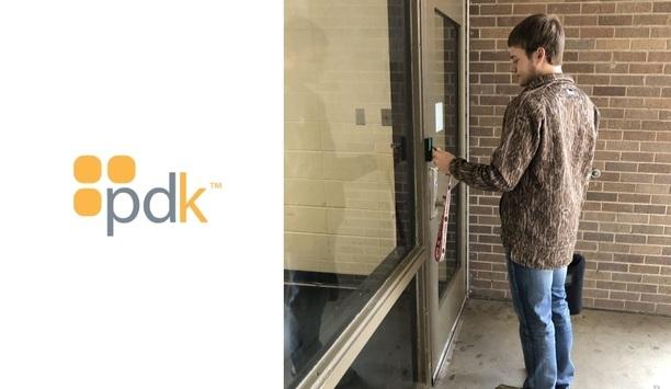 ProdataKey's pdk io Cloud-Based Wireless Access Control Enhances Security At Corning High School
