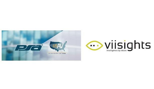 PSA Announces The Addition Of viisights To Their Approved Technology Partners During ISC East