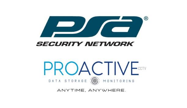 PSA Security Network Partners With ProActive Data Storage And Monitoring Inc. For Its Managed Security Service Provider Program