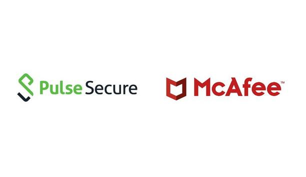 Pulse Secure PPS Announces Integration With McAfee ePO To Provide Valuable Endpoint Insight