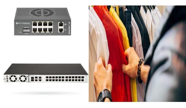 Punto Sur Uses NVT Phybridge Flex24 And FLEX8 Switch To Support IP Camera Deployment