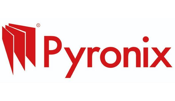 Pyronix Announces The Release Of Its New Logo, As Part Of Brand Refresh Strategy