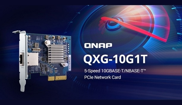 QNAP Launches High Speed Network Card QXG-10G1T To Improve Connection