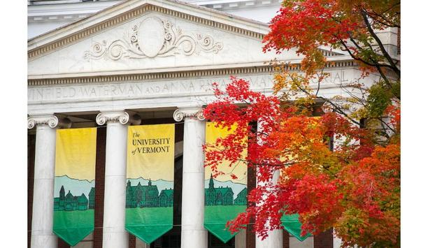 Qognify's VisionHub VMS+ Security Solution Deployed At Six Departments Of The University Of Vermont
