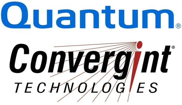 Quantum's Video Surveillance Storage Solutions Available Through Convergint Technologies