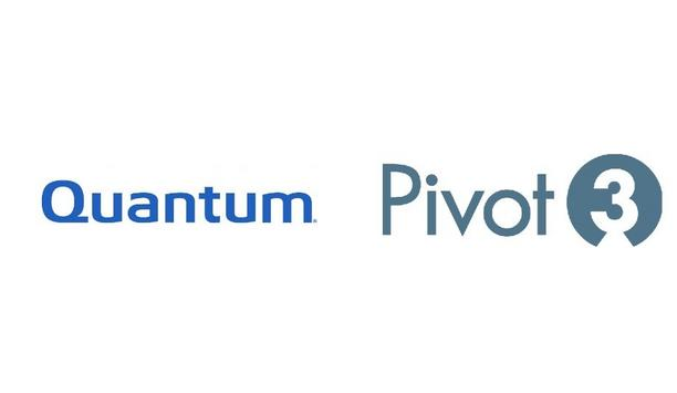 Quantum Acquires The Video Surveillance Portfolio And Assets Of Pivot3 To Bring Their VS-Series Product Portfolio In The Market