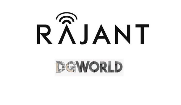 Rajant Corp. Partners With DG World At TOC Asia 2019