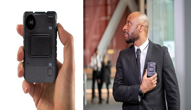 Reliance Protect Combines Live Audio, Video And Location Incident Monitoring With Its VB400 Body-Worn Camera