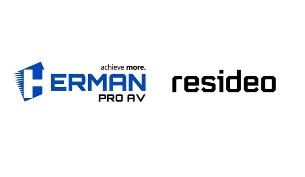 Resideo Acquires Audio-Visual Equipment Distributor Herman ProAV