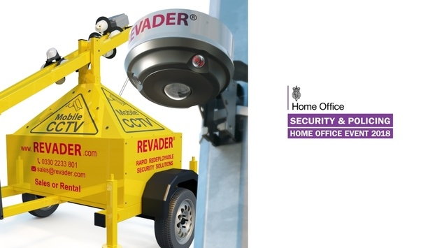 Revader Security To Showcase Mobile CCTV Surveillance Solutions At Security And Policing 2018