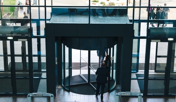 How Access Controlled Revolving Doors Can Protect Businesses From Crime