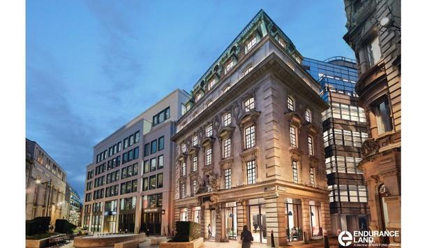 Inner Range And Antron Security Deliver Secure Access Control And Robust Security At Grade A London Office Building, The Bailey
