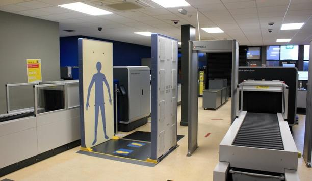 Rohde & Schwarz Installs R&S QPS201 Quick Personnel Security (QPS) Scanner At Kerry Airport