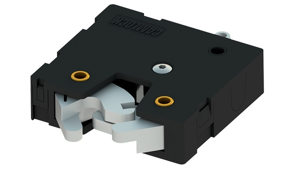 Camlock Systems Launches The Series 100 Motorized Rotary Latch