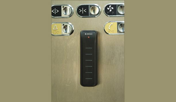 RYS Deploys Idesco's Automatic RFID Access Control Solution At Bratislava Apartment Building, 'The Pentagon'