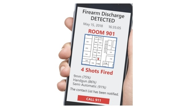 AVidea Group's Safe Zone To Showcase Fastest Gunfire Detection System At ISC West 2019
