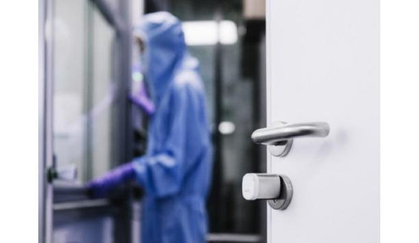 SALTO Systems And BioCote Release SALTO Neo Cylinder Smart Door Lock Solution With Antimicrobial Technology
