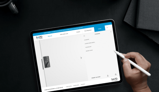 SALTO Announces MyLock Configuration Tool For Locker And Cabinet Access Projects