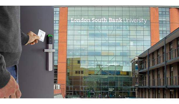 SALTO Provides SPACE Management Software To Upgrade Their Access Control Database At London South Bank University (LSBU)