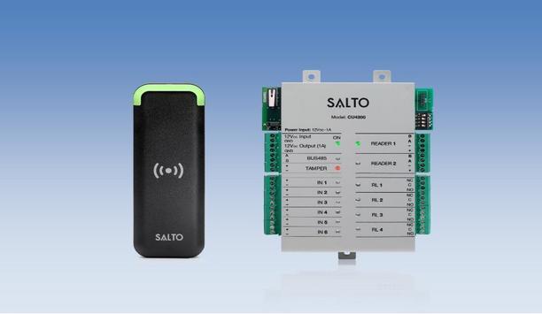SALTO XS4 Access Control Solution Achieves EN 60839 Standard