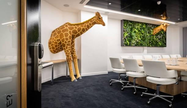 SALTO Systems Provide Access Control System For Boutique Office Company's New Office In London