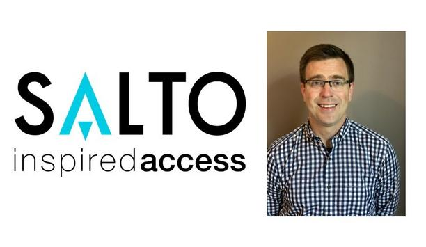 SALTO Systems Announces Appointment Of Scott Smith As Regional Sales Manager For The Great Lakes Region