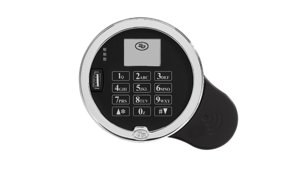 Sargent And Greenleaf Announces NexusIP An IP Safe Lock For Real-Time Remote Monitoring